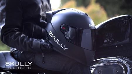Skully, el casco inteligente ha llegado