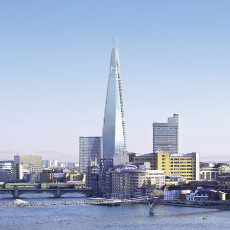 El Shard de Londres