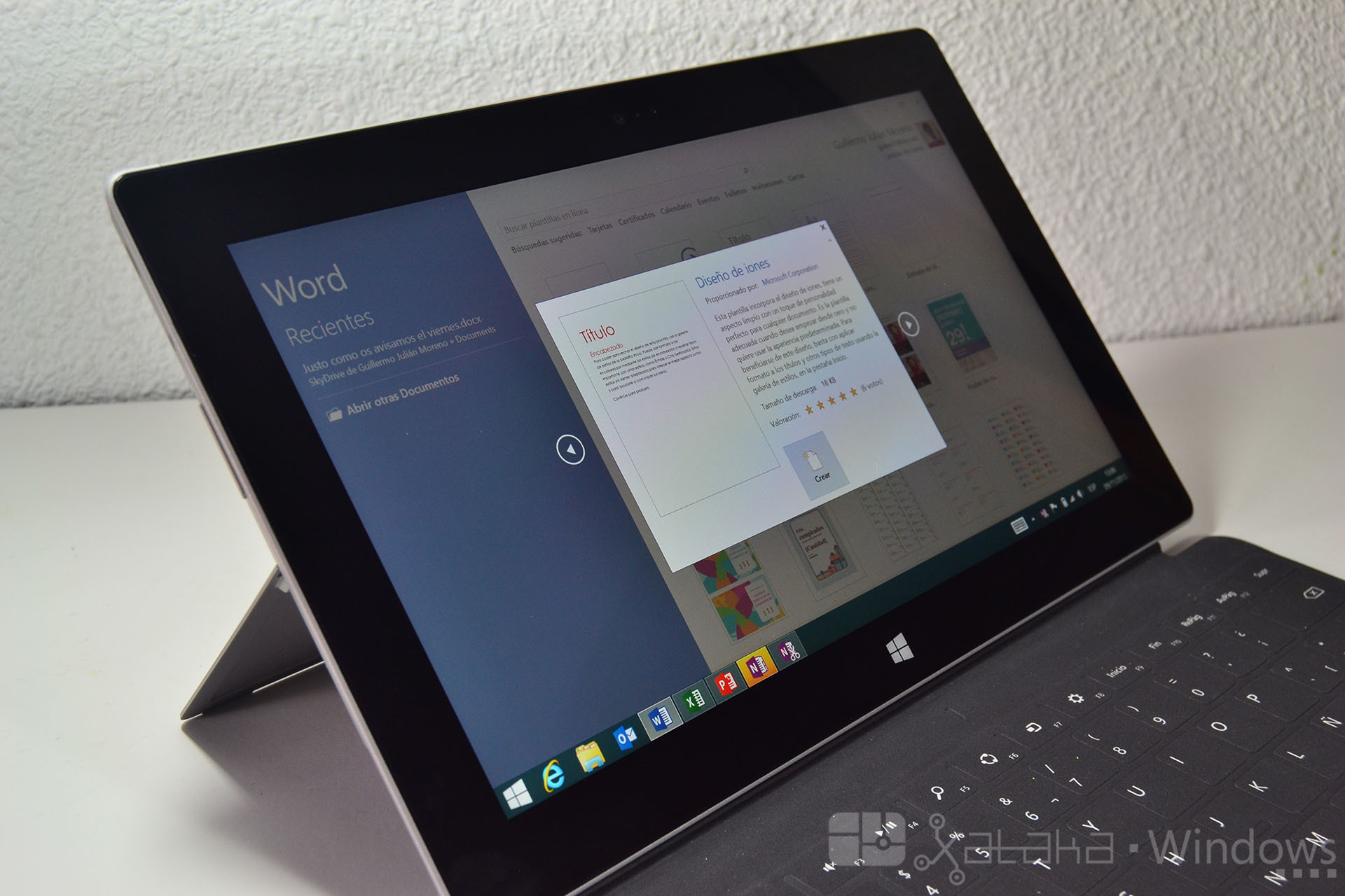 Foto de Microsoft Surface 2 (35/40)
