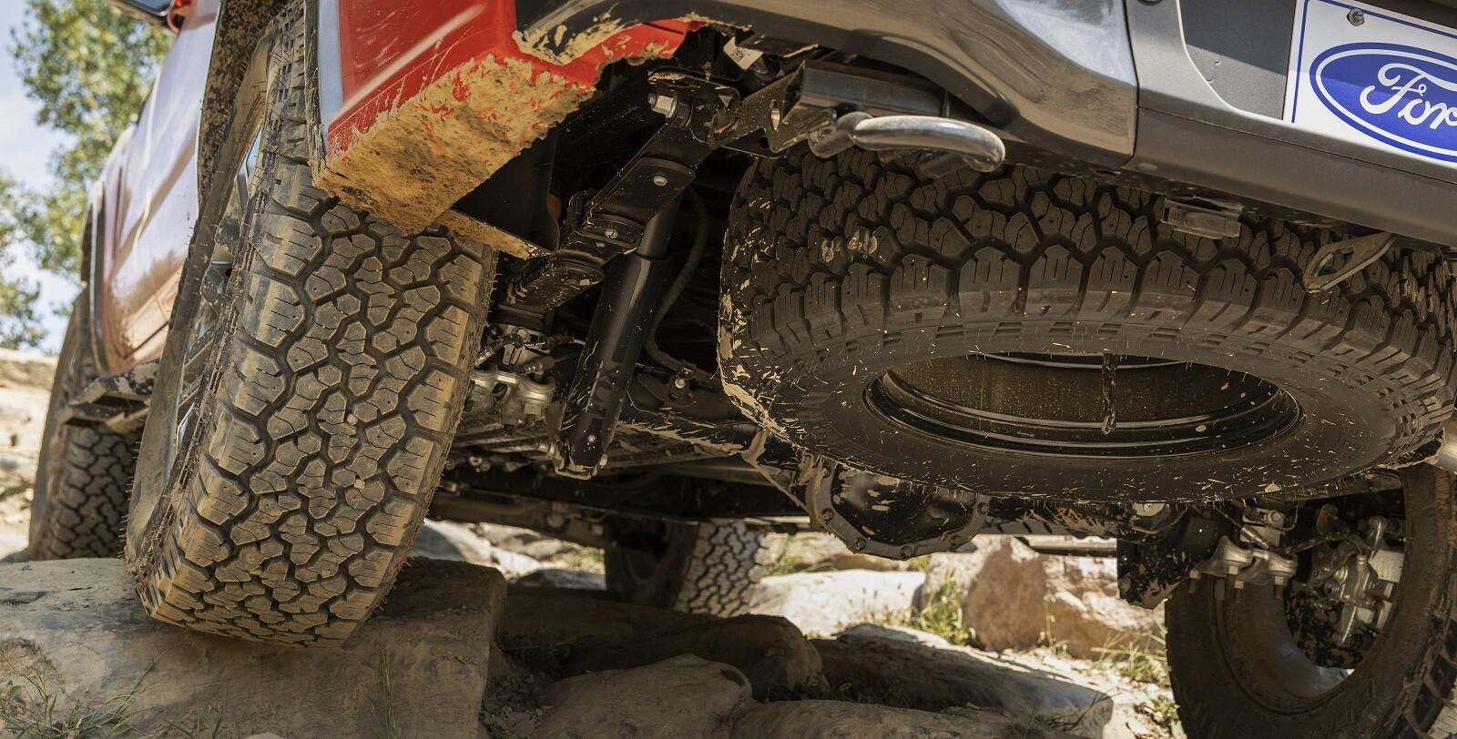 Foto de Ford Ranger Tremor Off-Road (27/28)