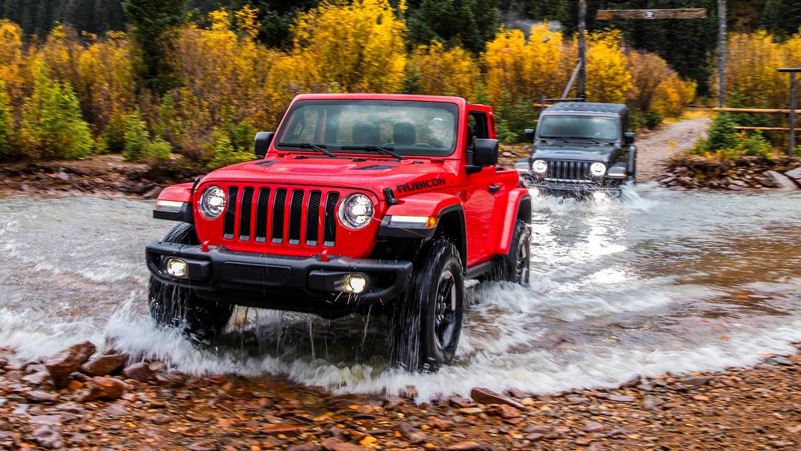 Foto de Jeep Wrangler 2018 (72/114)