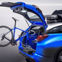 Honda Civic Tourer Active Life Concept: ideal para que vayas al Tour de Francia