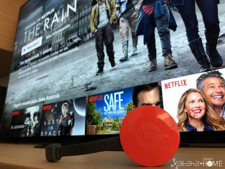 """Ha tardado más de un año pero la función """"Omitir introducción"""" de Netflix llega a los dispositivos Chromecast"""