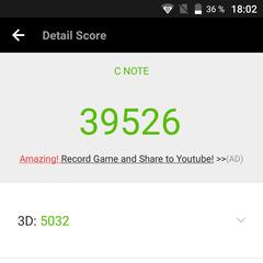 Foto 4 de 9 de la galería benchmarks-umidigi-c-note en Xataka Android