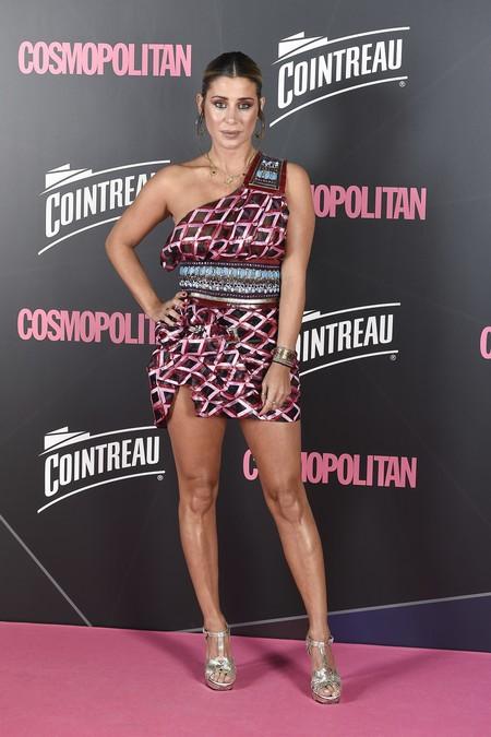 premios cosmopolitan 2017 alfombra roja look estilismo outfit Elena Tablada