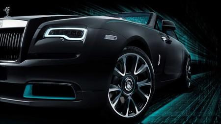 Rolls Royce Wraith Kryptos Collection 16
