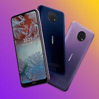 Nokia G10 y G20: tres años de actualizaciones y tres días de autonomía por bandera en dos nuevos móviles económicos