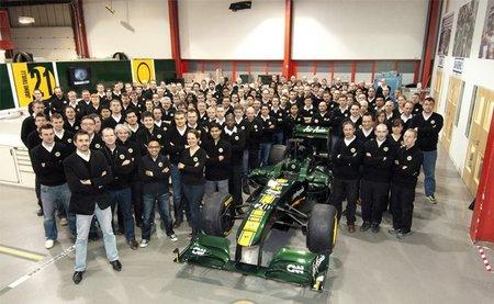 Resumen Fórmula 1 2011: Team Lotus, madurando pero aún un poco verdes