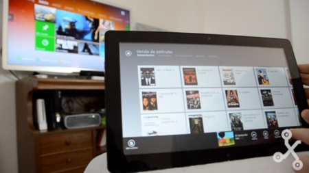 Smartglass con Xbox 360 y Windows 8, te lo enseñamos en vídeo