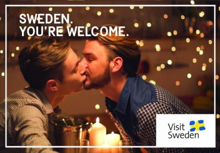 Turismo de Suecia crea un portal dedicado al turismo LGTB