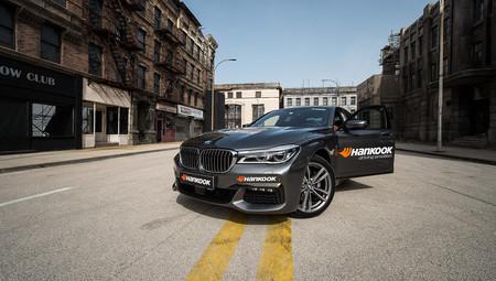 Hankook quiere convertirse en una marca de neumáticos premium y ésta es su estrategia para conseguirlo