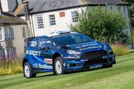 M-Sport espera estrenar una nueva evolución del Fiesta WRC en Portugal