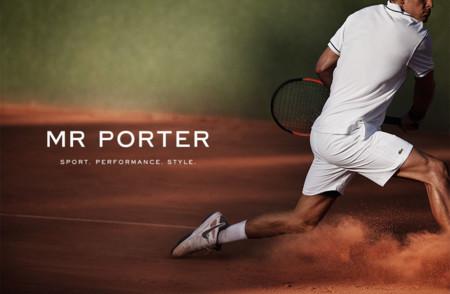 Mr. Porter se enfoca en el deporte con ítems de lujo para realizar cualquier actividad