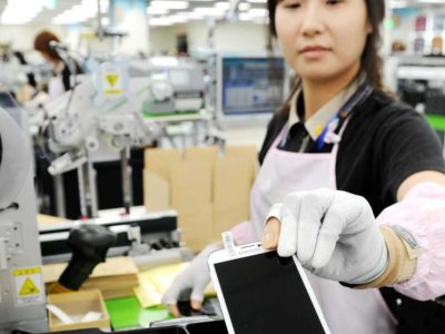 Samsung dedicará un equipo de 200 personas a las pantallas de Apple