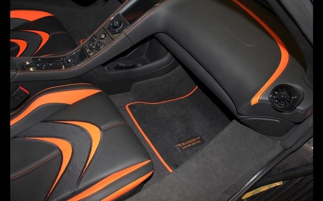 Foto de McLaren MP4-12C By Mansory (4/9)