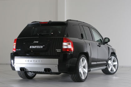 Jeep Compass Startech