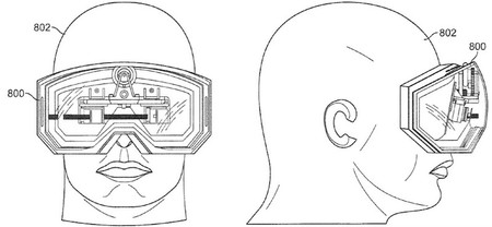 Apple Patent Video Goggle