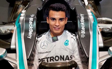 Pascal Wehrlein, nuevo piloto reserva de Mercedes en la Fórmula 1