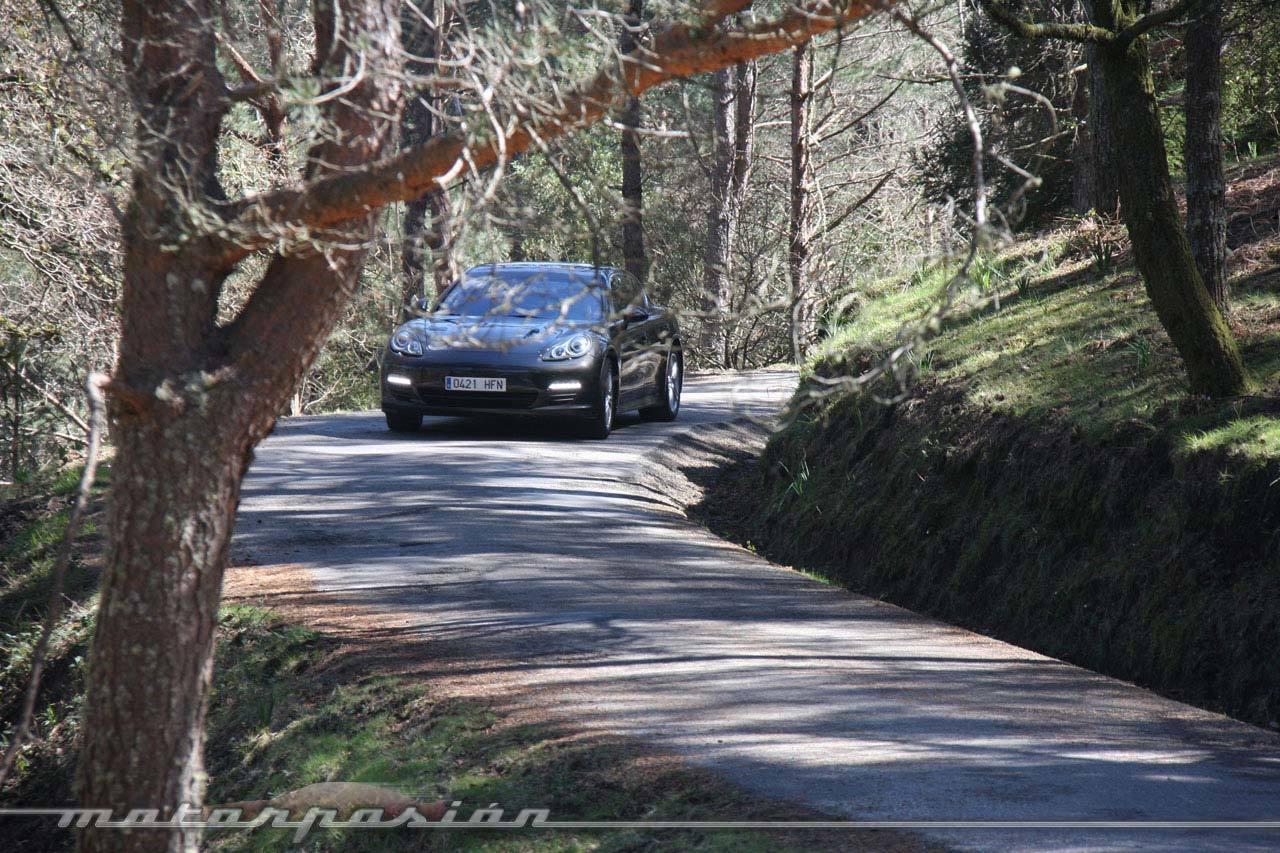 Foto de Porsche Panamera S Hybrid (prueba) (85/94)