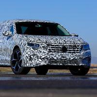 El Volkswagen Passat 2020 se presentará en enero con rostro nuevo, pero misma plataforma