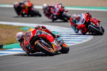 Marquez Jerez Motogp 2020