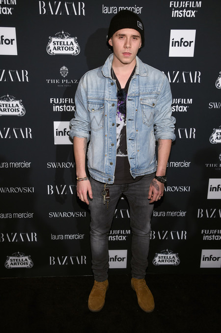 Harpers Bazaar Icons Party Carine Roitfield Red Carpet 2