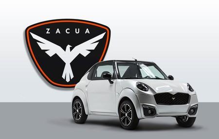 Zacua, la primera marca mexicana de autos eléctricos, está lista para arrancar producción en Puebla