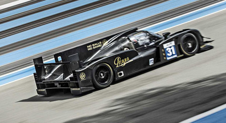 Debuta en pista el Lotus T128