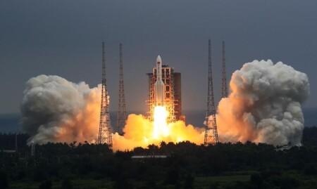 China Cohete Long March