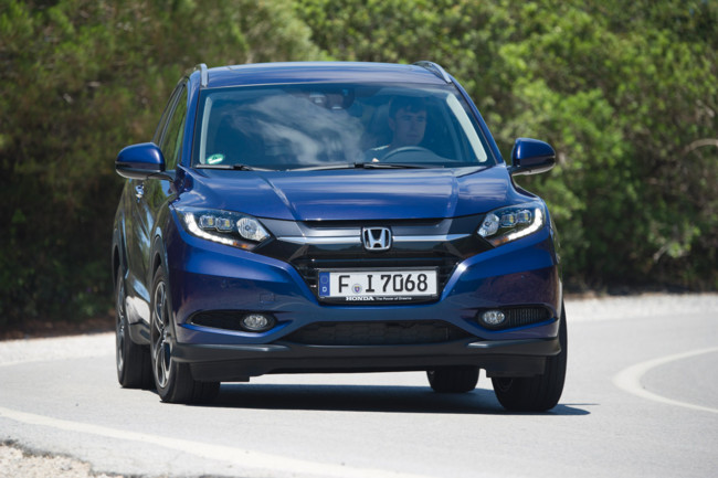 Honda Hrv Motorpasion 10