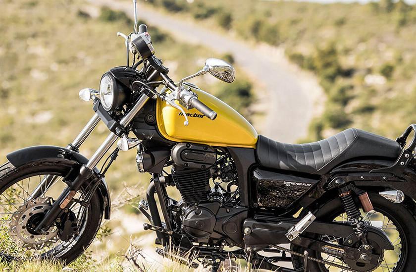 28518741007 Motos Custom 125: las mejores opciones para conducir con el permiso B