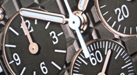 reloj manillas