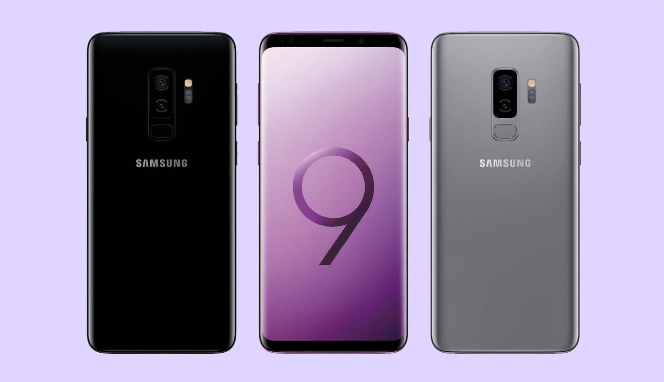 Precio Samsung S9 Camara