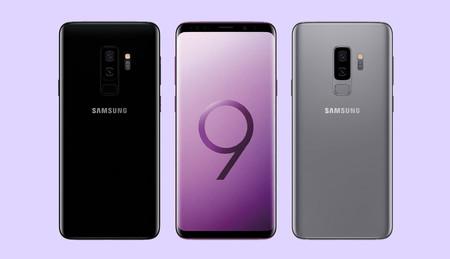 Cuánto vale el samsung galaxy s9