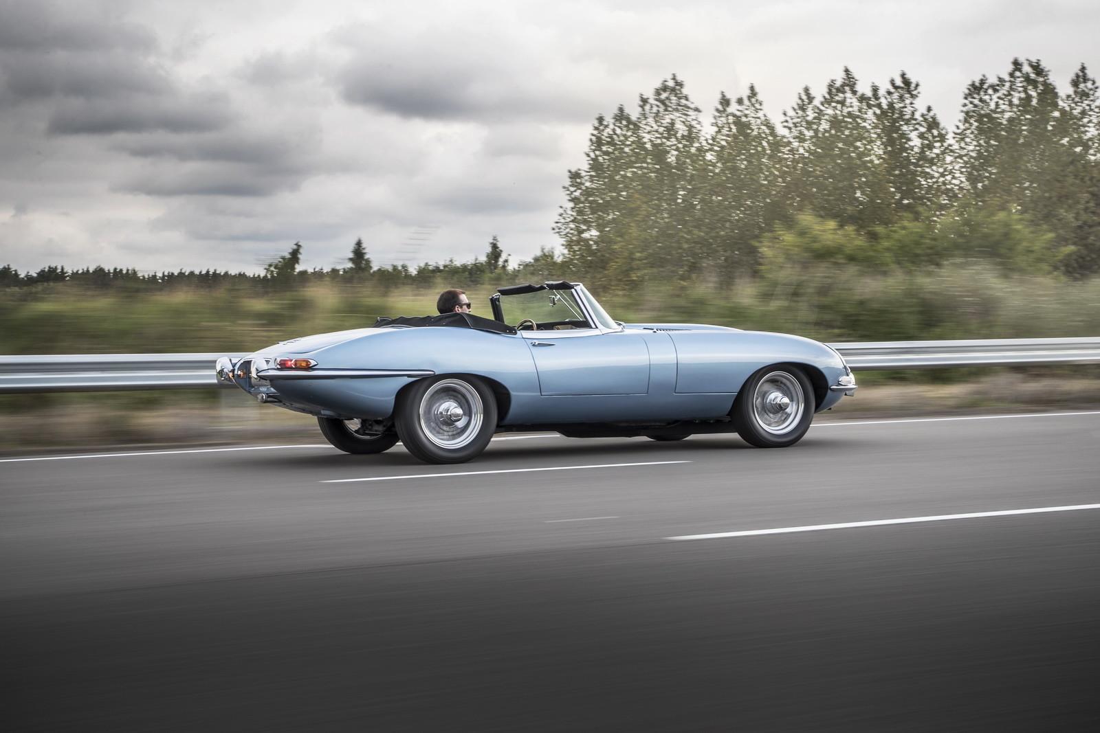 Foto de Jaguar E-Type Zero Concept (4/12)