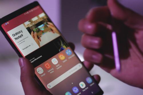 Galaxy Note 9, primeras impresiones: la combinación con el S9 nos arroja un smartphone más que sexy