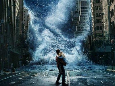 'Geostorm', absurda, divertida y loca, loca, loca