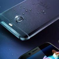 HTC 10 Evo es un HTC Bolt para el resto del mundo: metálico, resistente, sin conector jack para auriculares