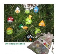 Decora tu árbol de Navidad con Angry Birds