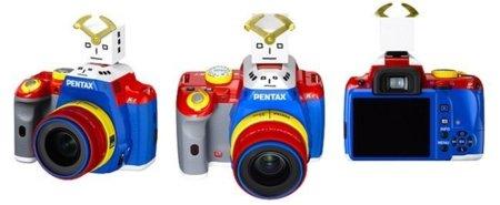 Pentax K-r Korejanai, una edición especial y colorida