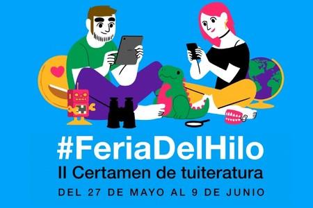 #FeriaDelHilo regresa el 27 de mayo con su segunda edición