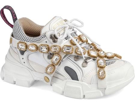 Gucci Sneakers Con Joyas1