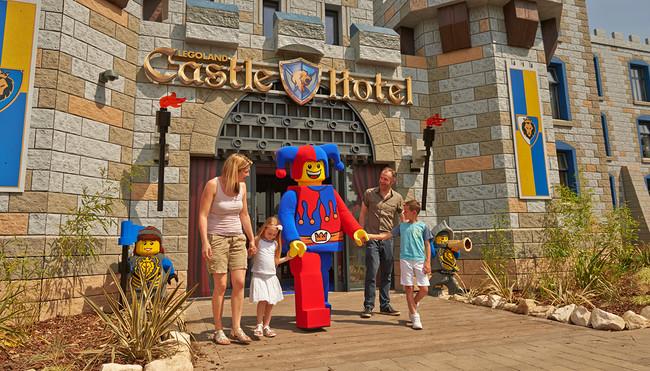 Legoland Castle Hotel 5