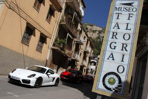 Visita con nosotros el Museo Targa Florio, no tardaremos mucho