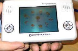 Dispositivo portátil de Commodore