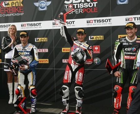 Superbikes Alemania 2013: Ayrton Badovini y Sam Lowes partirán en primera fila