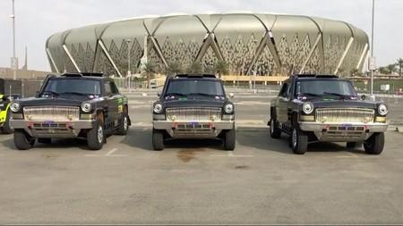 Hongqi Ca770 Dakar 2020