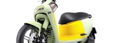 La Gogoro 3 es una moto eléctrica con 170 km de autonomía, posavasos y baterías como las de Tesla