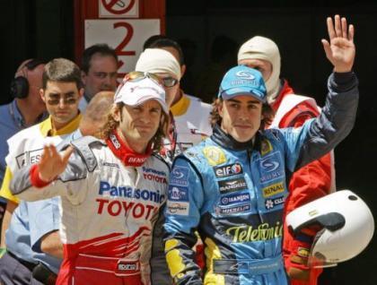 Renault sólo ve a Toyota como rival para fichar a Fernando Alonso