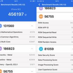 Foto 2 de 5 de la galería iphone-se-20202-benchmarks en Xataka